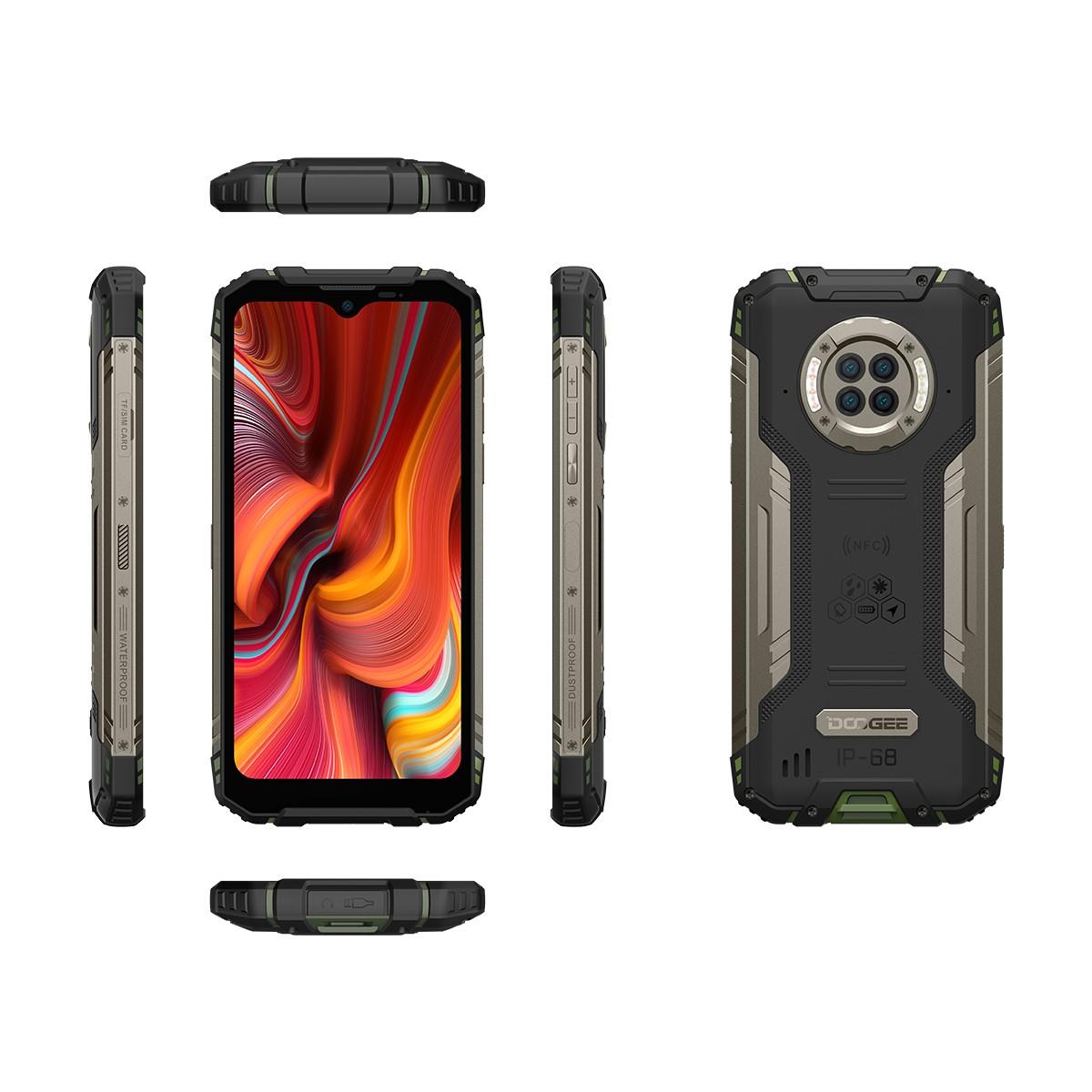 Smartphone tangguh Doogee S96 Pro diluncurkan dengan penglihatan malam inframerah