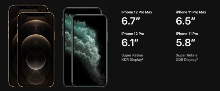 Neue Fotos des iPhone 12 und 12 Pro, um die Farben aus der Nähe zu sehen