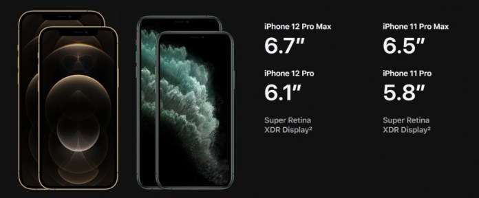 Apple Iphone 12 Pro And Pro Max Unveiled With 5g Larger Screens Improved Cameras Gsmarena Com News