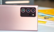Galaxy Note20 Ultra's camera sees little love in DxOMark review