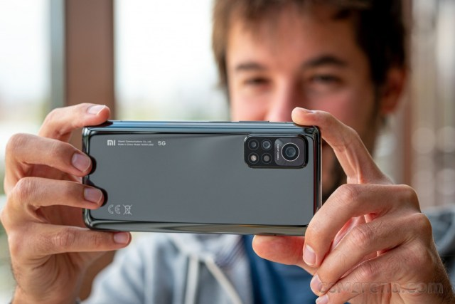 Xiaomi Mi 10T Pro este în revistă