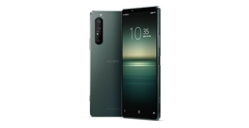 Sony Xperia 1 II in new Mirror Lake Green color is headed to Taiwan with more RAM