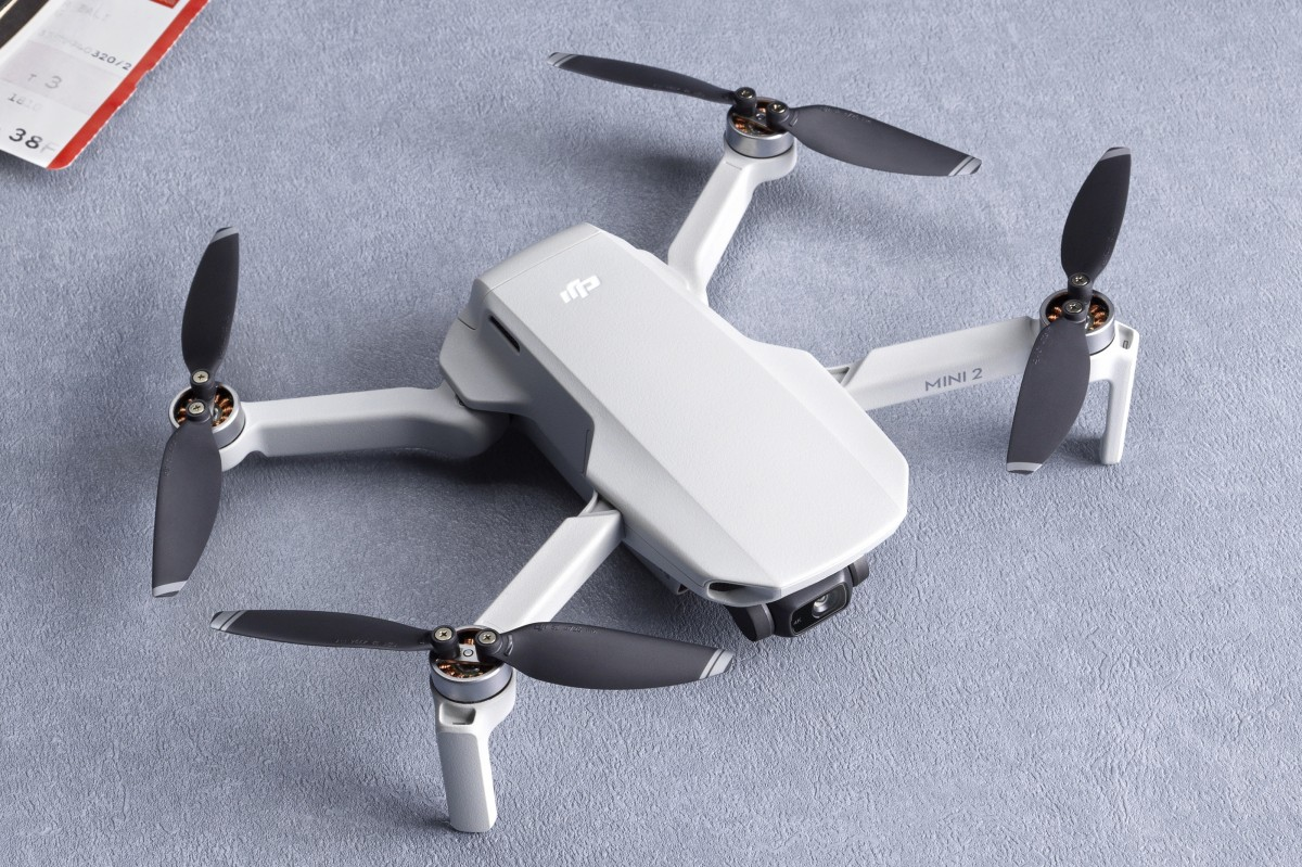 DJI Mini 2 is official with 4K video recording and OcuSync