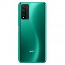 Honor 10X Lite dalam Emerald Green, Icelandic Frost, dan Midnight Black