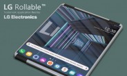 LG's rollable smartphone could be called LG Rollable