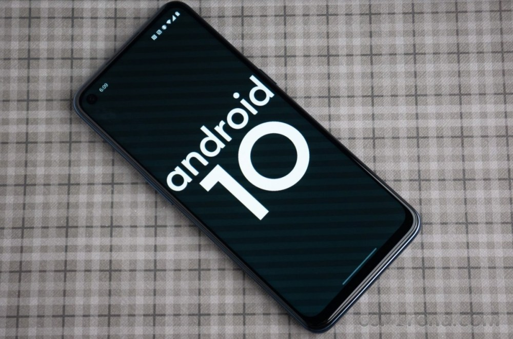 The new OnePlus Nord N10 5G comes with Android 10 out of the box