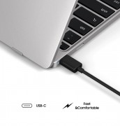 USB-C for charging and video out