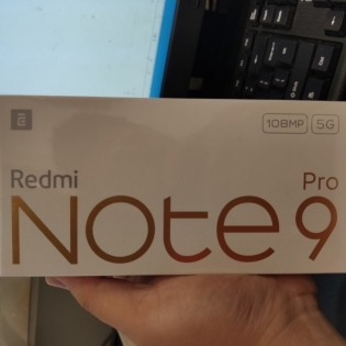 Xiaomi Redmi Note 9 5G series retail boxes reveal key specs