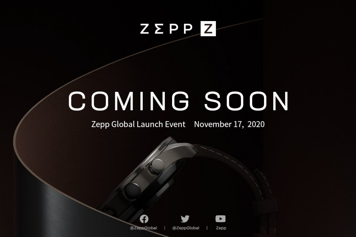 Zepp (merek baru Amazfit) menggoda jam tangan pintar seri-Z baru