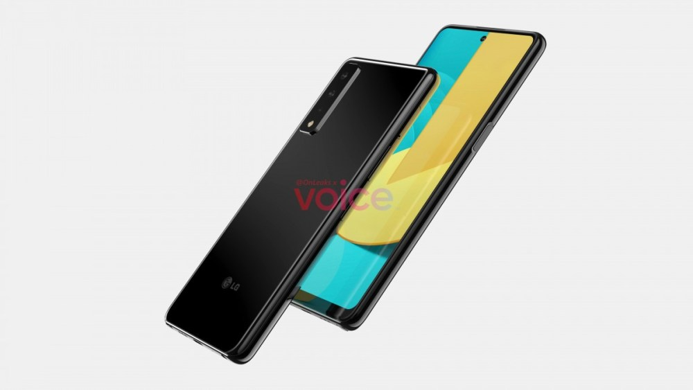 LG Stylo 7 5G renders and hardware details surface