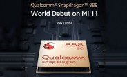 Xiaomi Mi 11 to be the world's first phone with Snapdragon 888, Redmi to also adopt the SoC