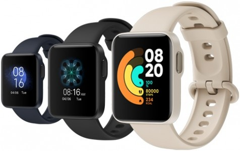Xiaomi Mi Watch Lite goes official with 1.4'' display, GPS, and 9-day battery life