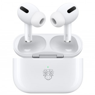 Apple celebrates Chinese New Year with limited edition Year of the Ox AirPods Pro