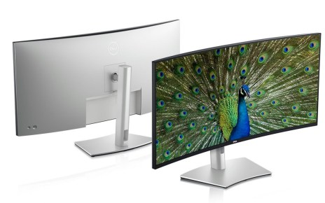 Dell unveil world's first 40″ curved wide-screen 5K monitor, other UltraSharp monitors too