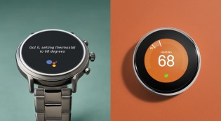 This Wear OS watch can controls Nest thermostats and select Toyota cars