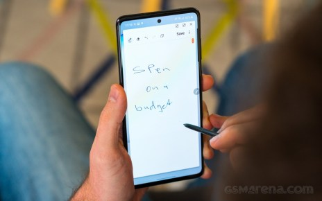 Samsung Galaxy Note10 Lite gets Android 11 with One UI 3.0