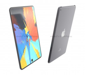 Apple iPad mini 6 (unofficial renders)