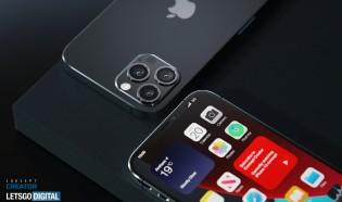 Speculative renders of the Apple iPhone 12S Pro (aka iPhone 13 Pro)