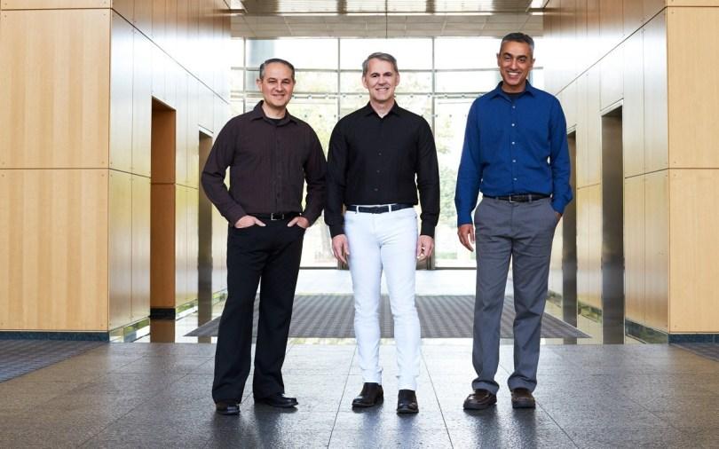Nuvia's founders
