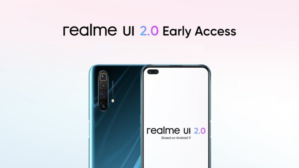 Realme opens Android 11-based Realme UI 2.0 early access program for six smartphones
