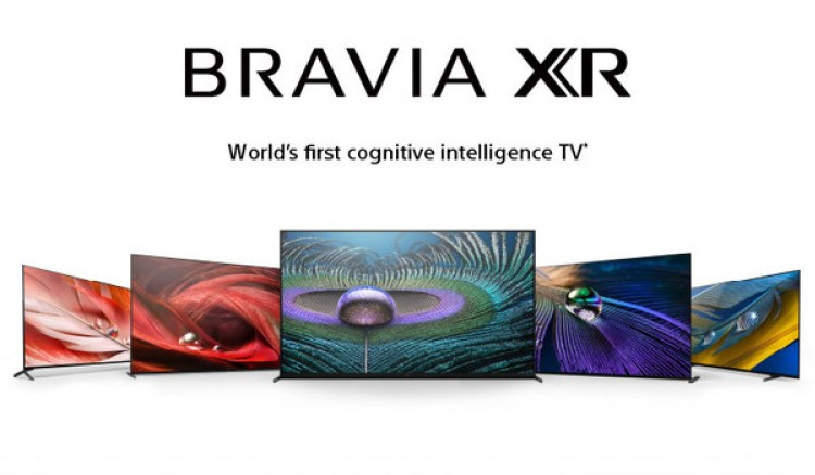 Sony's 2021 Bravia TVs come with HDMI 2.1, Google TV and Cognitive Processor XR