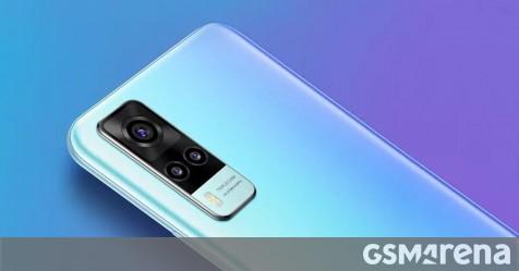 Tech :  Nouveau vivo Y31 annoncé avec Snapdragon 662, triple caméra 48MP et 5000  , avis