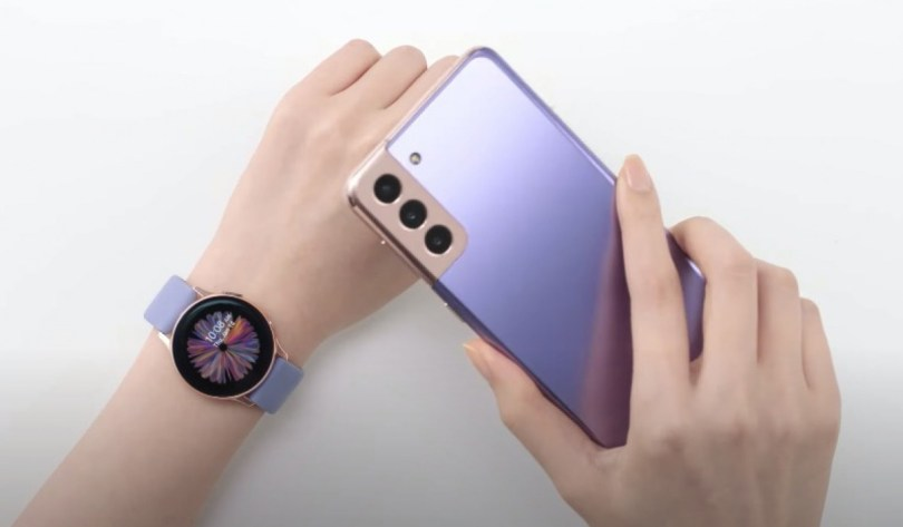 Samsung Galaxy Watch Active2 gets new Rose Gold colorway and major software update