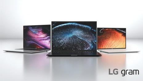 LG's 2021 Gram laptops now on sale in the US