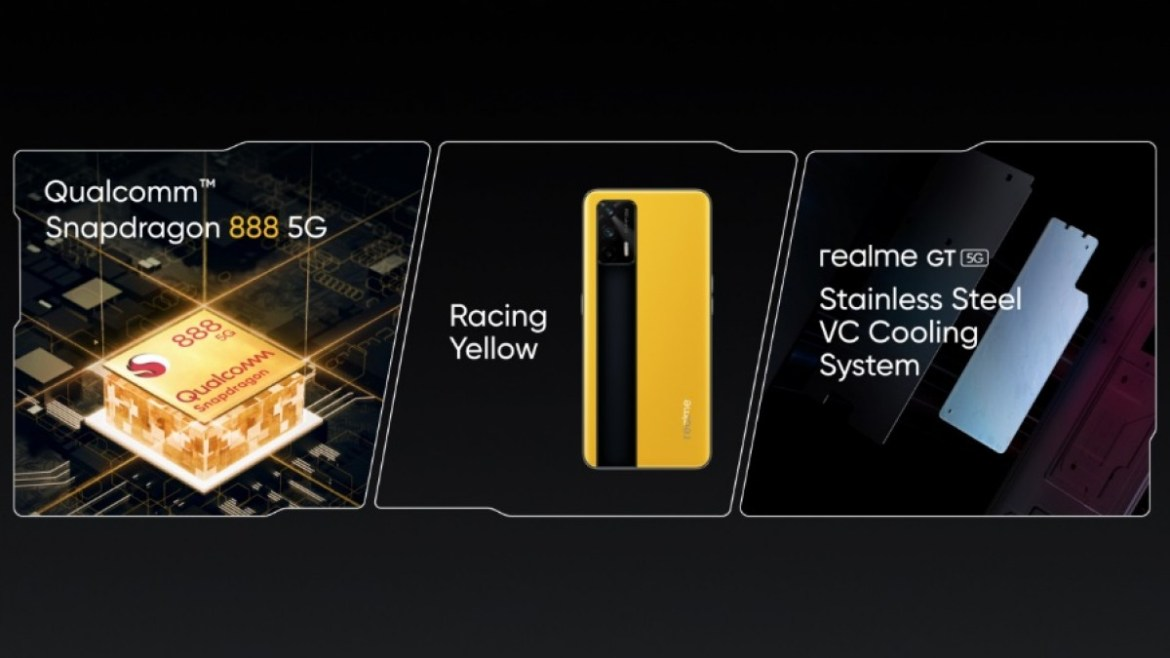 Realme GT 5G leather variant previewed at MWC Shanghai, ''Dual-platform Dual-flagship'' strategy announced