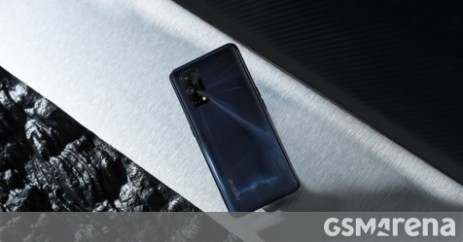 Realme subjects the X7 Pro to a video teardown