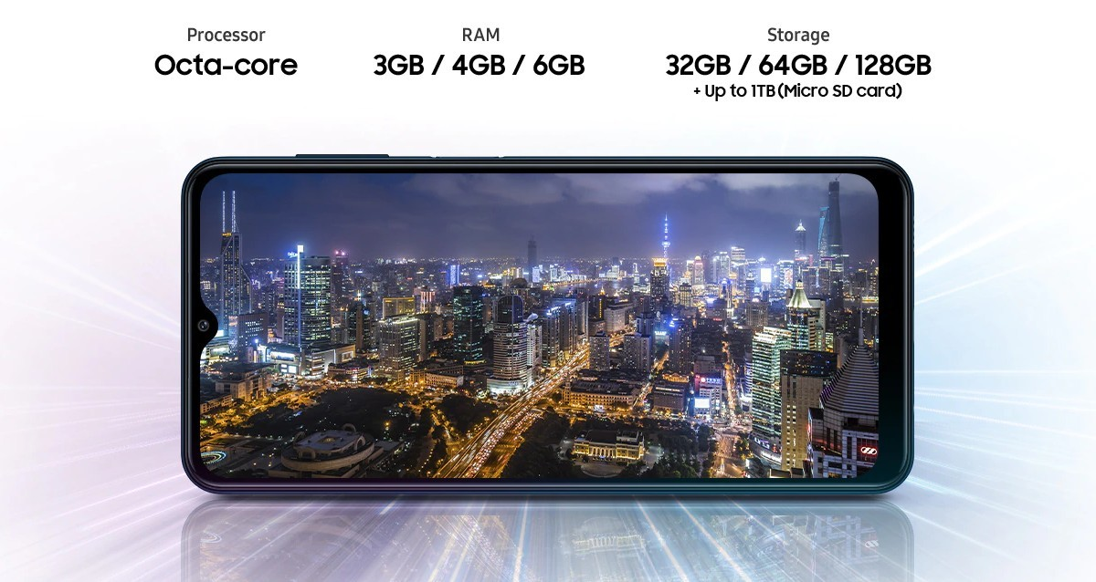 Samsung memperkenalkan Galaxy M12 dengan baterai 6.000 mAh, kamera utama 48 MP