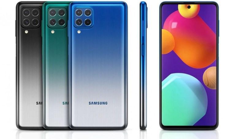 Samsung Galaxy M62 already listed on Samsung Thailand's website