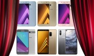 Four Galaxy A phones from 2017 will no longer receive security updates
