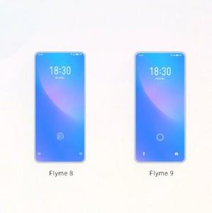 Desain Flyme 9