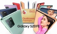 New Samsung Galaxy S20 FE 4G surfaces on Geekbench with Snapdragon 865