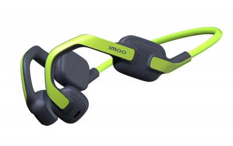 imoo Ear-care is the first open ear headset designed for kids