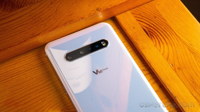 LG V60 ThinQ 5G Android 11 update will rollout in Canada next week