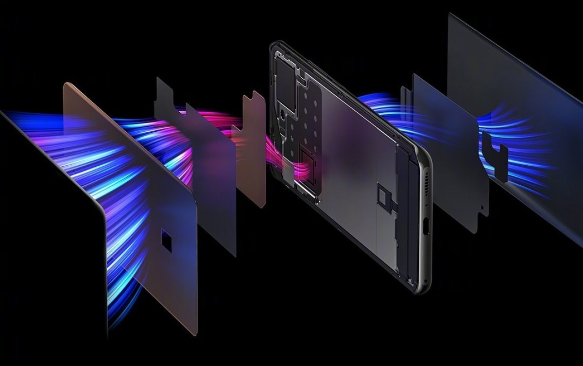 Xiaomi menggoda Mi 11 Ultra dengan desain pendingin revolusioner