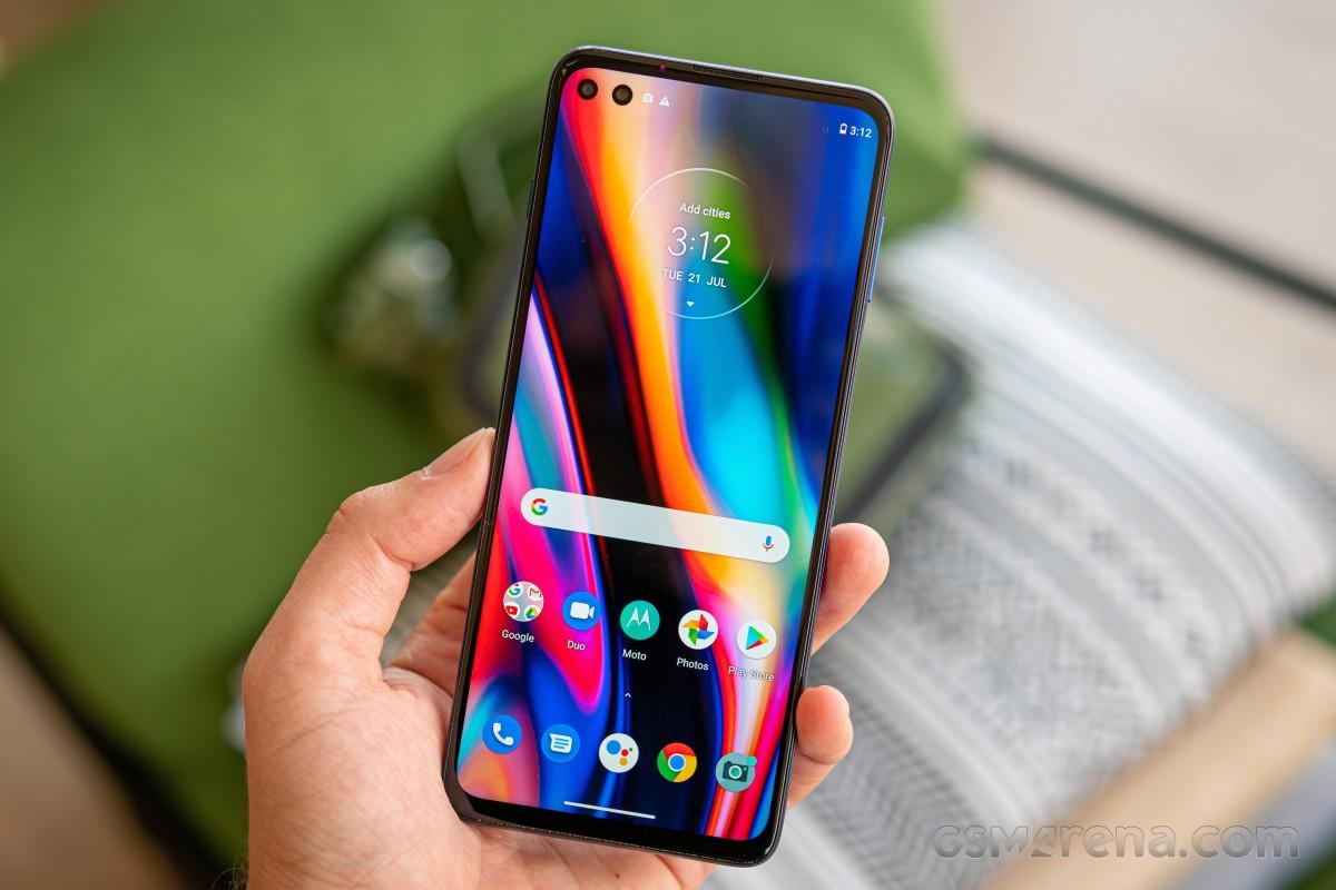 Moto G 5G Plus sekarang sedang diperbarui ke Android 11 juga