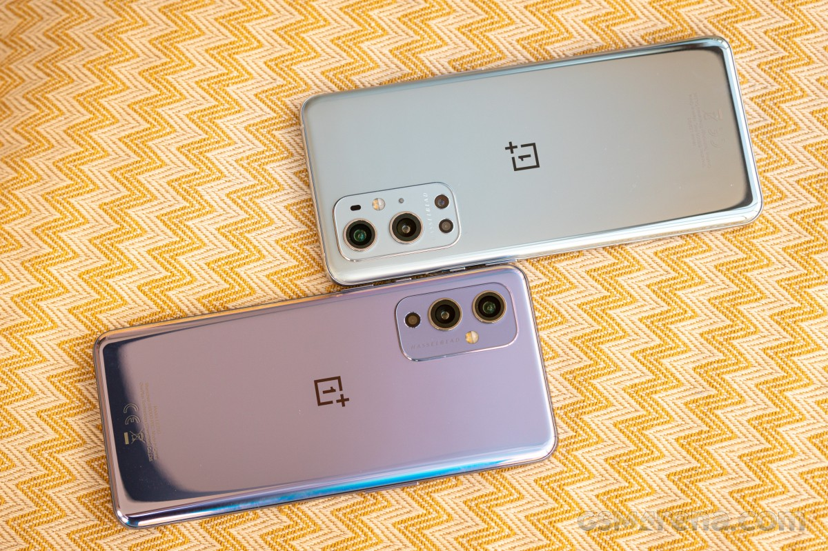OnePlus 9, 9 Pro 9R patch improves the camera and battery life