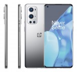 OnePlus 9 Pro in Silver