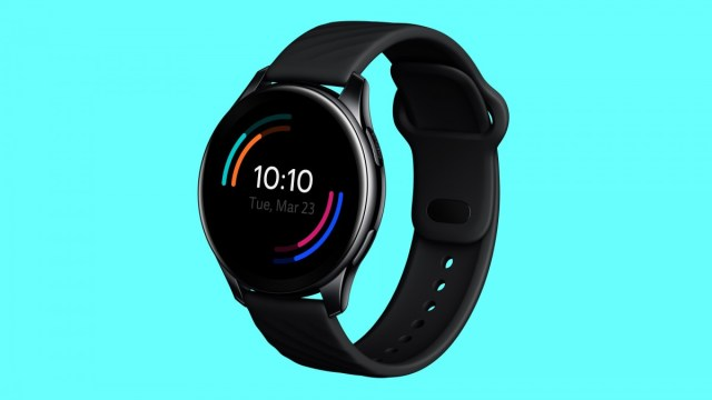 OnePlus Watch leaked image