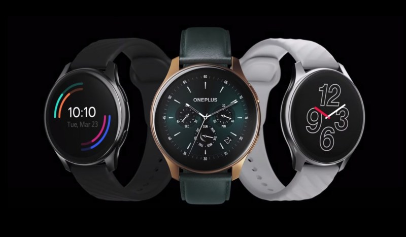 OnePlus Watch unveiled, starts at $159