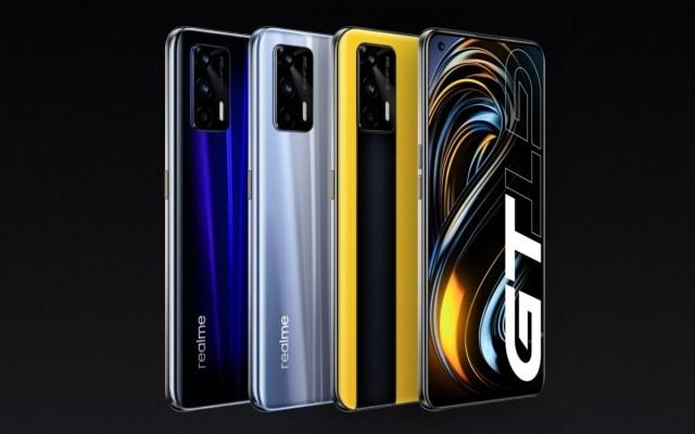 Realme GT unveiled: Snapdragon 888 and 120Hz AMOLED screen for just $430 - GSMArena.com news