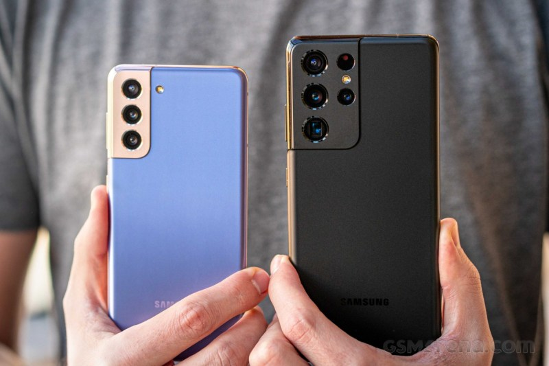सैमसंग गैलेक्सी एस 21 फोन की बिक्री चार साल के उच्च स्तर पर पहुंच गई है