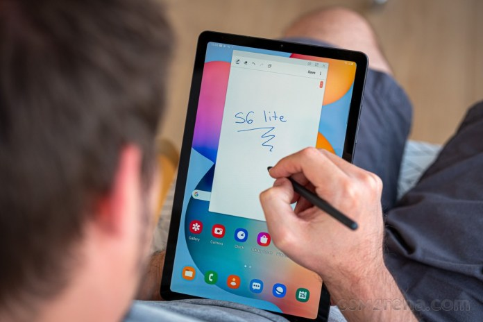 Samsung Galaxy Tab S6 Lite Finally Gets Dex With One Ui 3 1 Update Gsmarena Com News