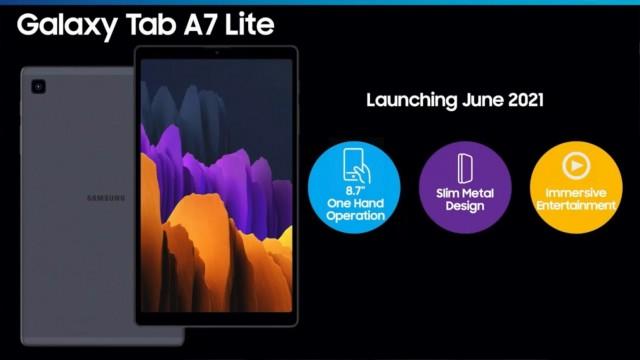 Galaxy Tab A7 Lite render (credit: @_h0x0d_)