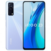 The iQOO Z3 comes in three colors