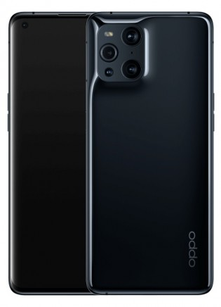 Oppo Find X3 Pro in Gloss Black