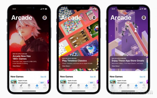 Apple Arcade adds over 30 games including some new and classic App Store titles